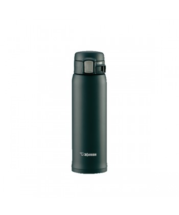 Zojirushi SM-SA48-BA Stainless Steel Vacuum Bottle 480ml - Black