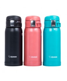 Zojirushi SM-SC36 Stainless Steel Vacuum Bottle 360ml