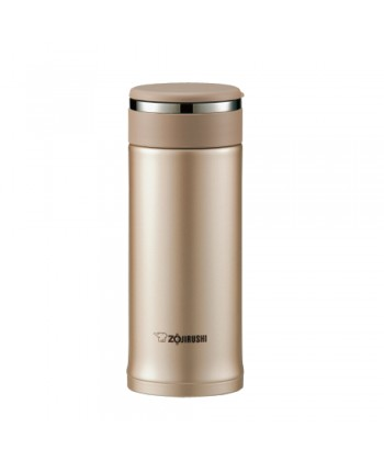 Zojirushi SM-JD36 Stainless Steel Vacuum Bottle 360ml