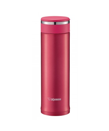 Zojirushi SM-JE48-RC Stainless Steel Vacuum Bottle 480ml