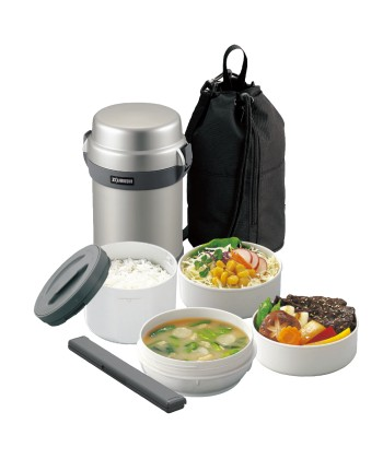 Zojirushi SL-JAF14 Stainless Steel Lunch Jar