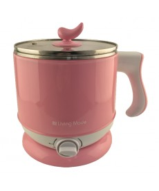 Living Mode Multi-Functional Handy Cooker JA-18 Pink