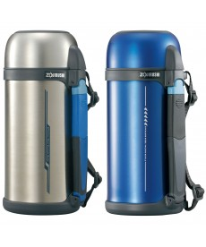 Zojirushi SF-CC15 Stainless Steel Vacuum Bottle with Cups 1.5L