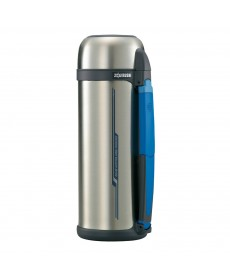 Zojirushi SF-CC20-XA Stainless Steel Vacuum Bottle with Cups 2.0L