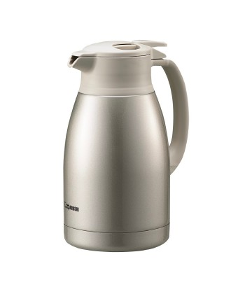 Zojirushi SH-HB15-SA Stainless Steel Lined Vacuum Insulated Handy Pots 1.5L