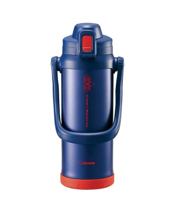 Zojirushi SD-BB20-AD Stainless Steel Vacuum Bottle For Cold Drinks 2.06L Navy Blue