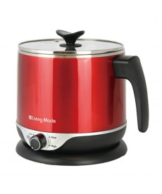 Living Mode Handy Cooker K-18 Red