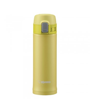 "Zojirushi SM-PB30 ""One Touch Open"" Stainless Steel Vacuum Bottle 300ml"