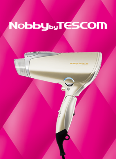 Nobby by TESCOM - Specials